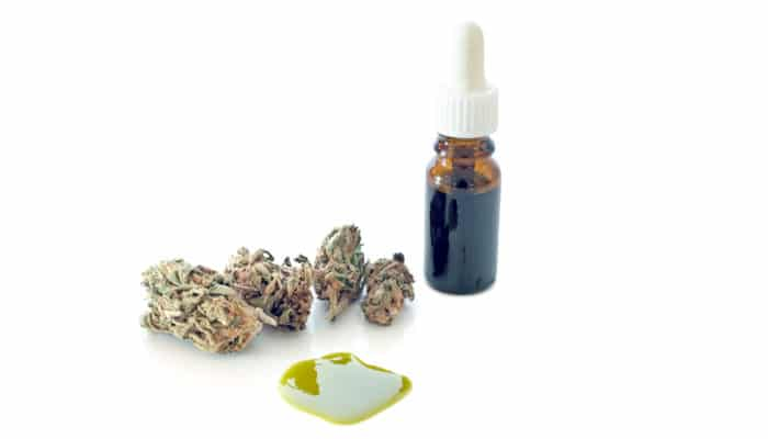 Cannabisolie kan hjælpe dig igennem smerter